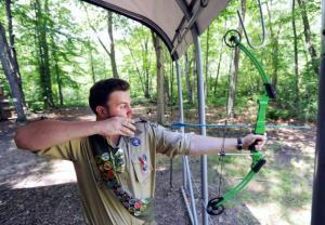 Archery Merit Badge Materials - $5.00