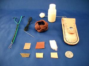 Leatherwork Merit Badge Kit 13.00