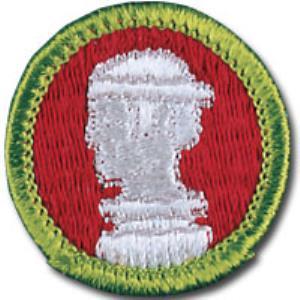 Sculpture Merit Badge 16.00