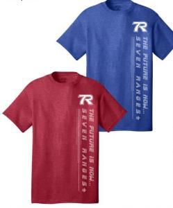 7 Ranges Shirt (Heather Red)